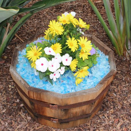 Bahama Blend™ Landscape Glass  Large (3/4 - 1½ inch)