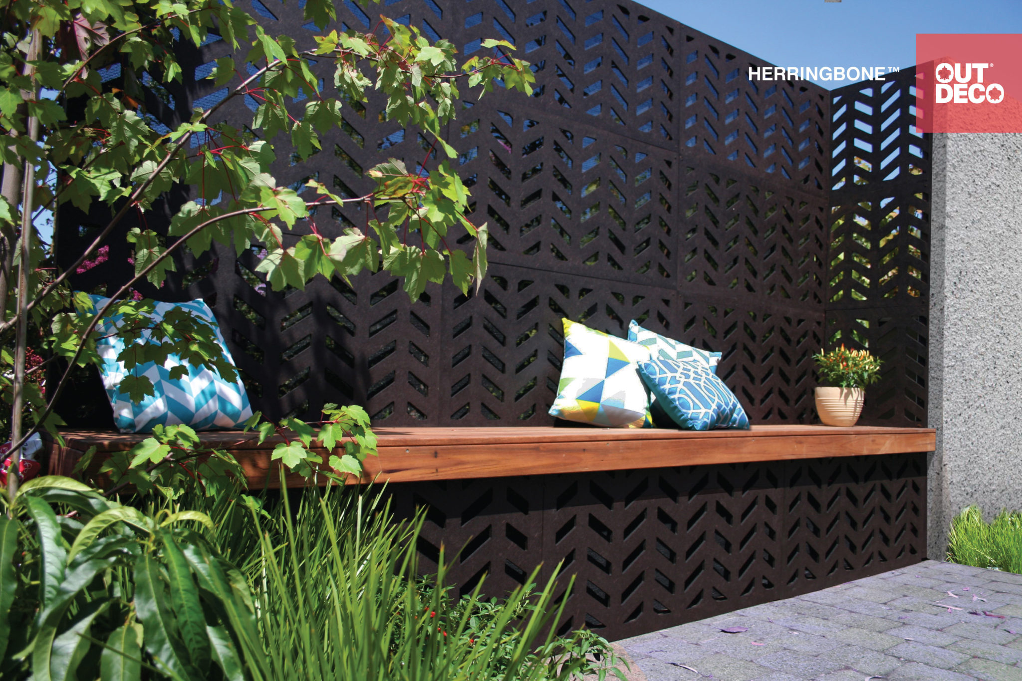 trendy outdeco privacy panel and garden screens