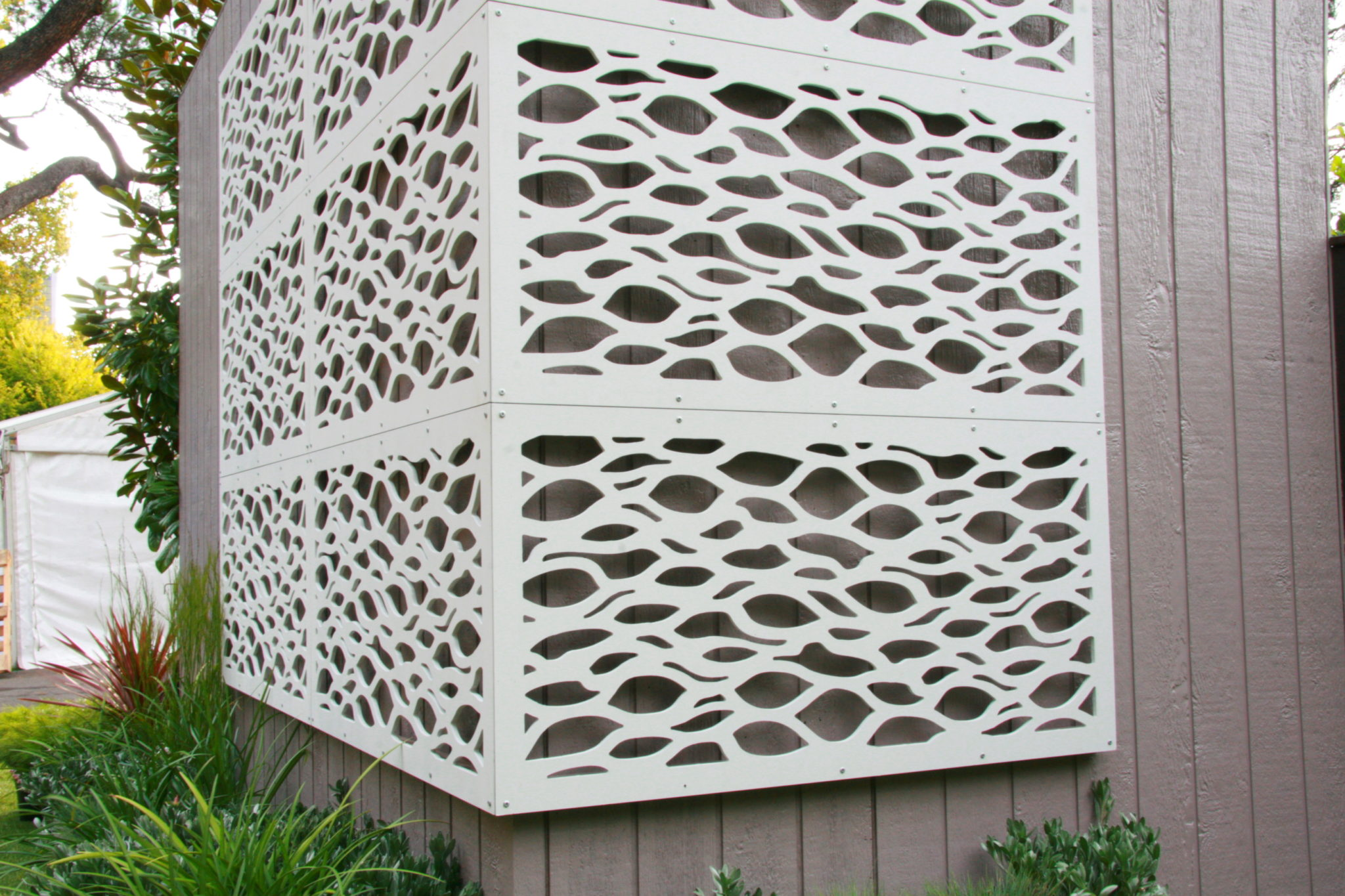 picture of leafstream outdeco privacy panels