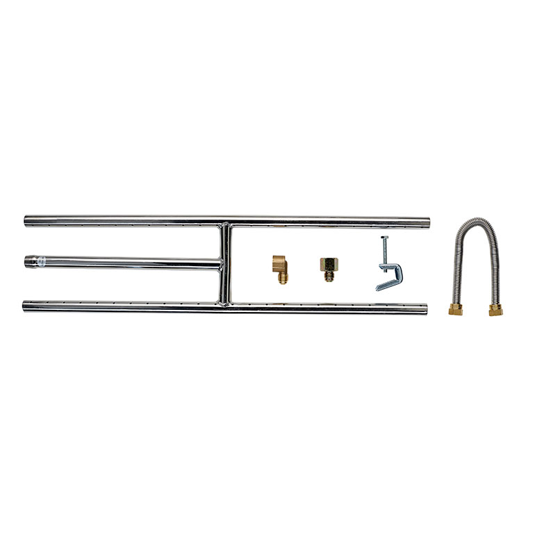 picture of 24 inch H-Burner Kit