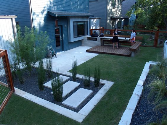 backyard design inspiration - Small Backyard Patio Ideas