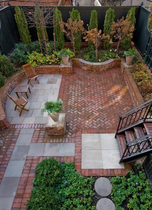 small backyard design ideas - Narrow Backyard Design Ideas