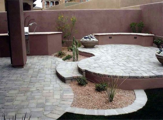 Backyard Lifted Design